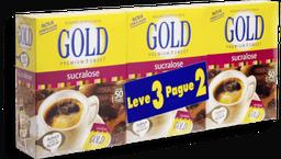 Adoçante Sucralose Gold 50 Und