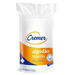 Algodao Cremer Hidrofilo 500 g