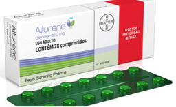 Allurene 2 mg Bayer 28 Comprimidos