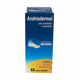 Andriodermol Líquido 50 mL