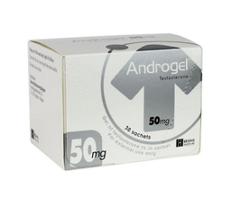 Androgel 50 mg Gel 30 Envelope 5 g