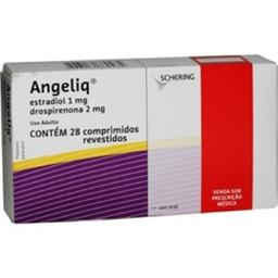 Angeliq 28 Cápsulas