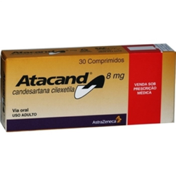 Atacand Hct 16 / 12.5 mg 30 Comprimidos