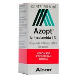 Azopt 1% Colírio 5 mL