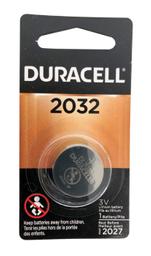 Bateria Duracell Moeda 3V C2032