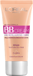 BB Cream L'Oréal Paris Dermo Expertise Base Clara 30 mL