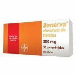 Benerva 300 mg 30 Und