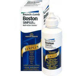 Boston Simpl Sol Bausch 120 mL