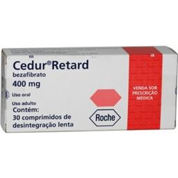 Cedur Retard 30 Comprimidos