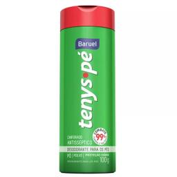 Desodorante Tenys Pé Baruel Pó Canforado 100g