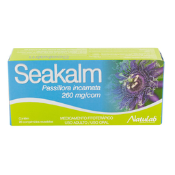 Seakalm 260 mg 20 Comprimidos