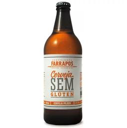 Cerveja Farrapos - 600ml