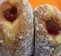 Donut Goiabada