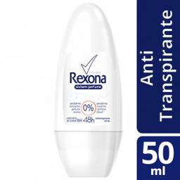 Rexona Desodorante Rollon Women Sem Perfume 48H
