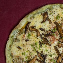 Pizza Mushrooms