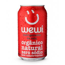 Wewi Cola Orgânica Zero - 350ml
