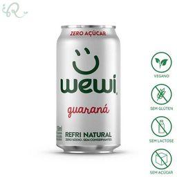 Wewi Guaraná Orgânica - 350ml
