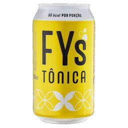 Fys Agua Tonica Lata