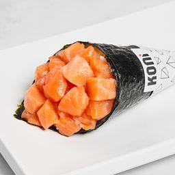 Koni salmão simples