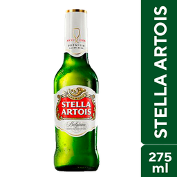 Stella Artois Bélgica - 275ml