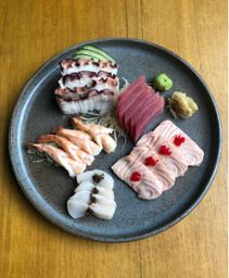Sashimi Kome Especial - 20 Peças
