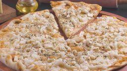 Pizza de Frango com Champignon