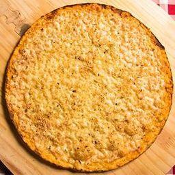 Pizza de Alho