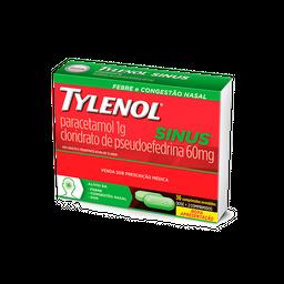 Tylenol Sinus 36 Comprimidos