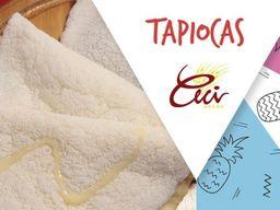 Combo Tapioca e Suco