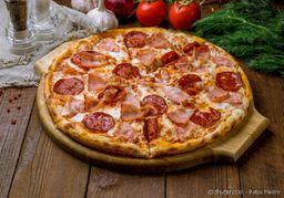 Combo Pizza Gigante + Mate Couro 2 Litro