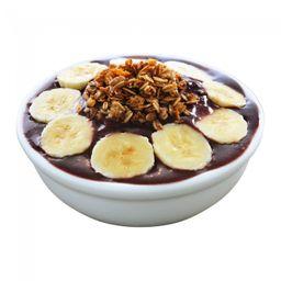 Açaí Bowl Morango e Banana - 500ml