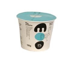 Moo Iogurte Semidesnatado 0% Lactose Natural