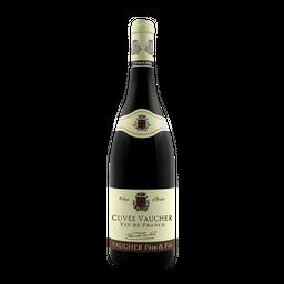 Vaucher Vinho Tinto Francês