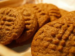 Cookie de Amendoim - 1 Fatia