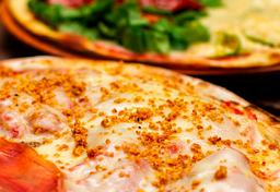 Mozzarella Búfala Calabresa Integral - Grande