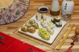 Veggie Sushi - 45 Peças