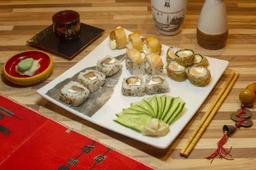 Brasil Sushi - 15 Peças