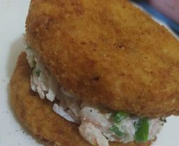 Sushi Burguer de Camarão