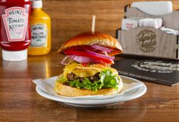 Duo Salad Burger