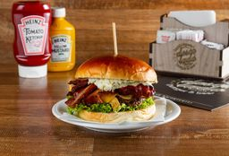Combo Bacon Lovers Angus + Coca Cola