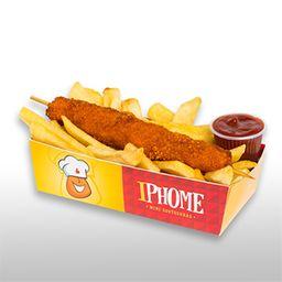 Iphome Chicken e Batata