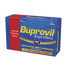 Buprovil 600 Mg 30 Comprimidos