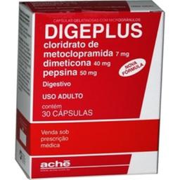 Digeplus 30 Cápsulas