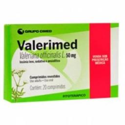 Valerimed 20 Comprimidos