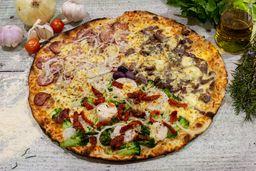 Pizza Família com Bebida