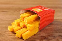 Mini polentinha frita