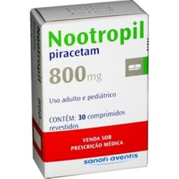 Nootropil 800 Mg 30 Und
