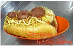 Hot Dog de Calabresa
