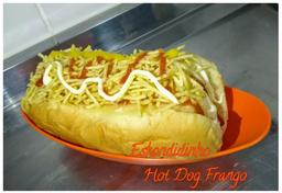 Hot Dog de Frango