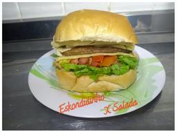 X - Salada